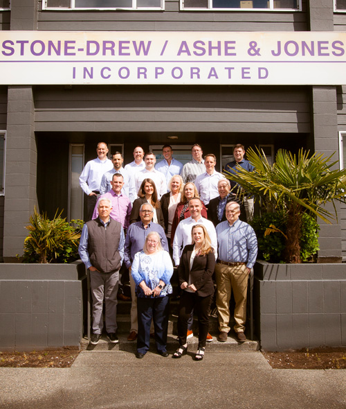 Stone-Drew/Ashe & Jones Seattle WA Offices